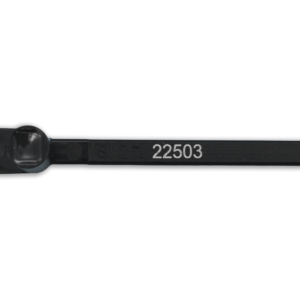 RFID CAble Tie Tag close up
