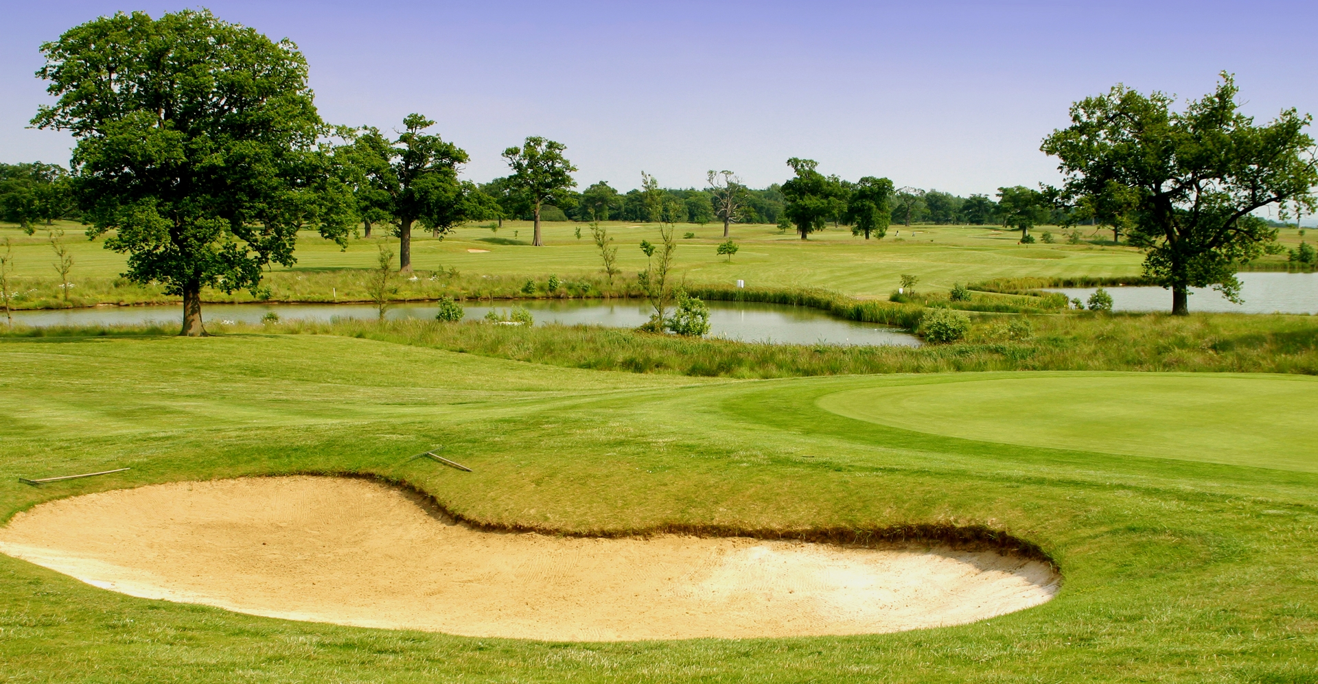 Whittlebury Park Golf Course
