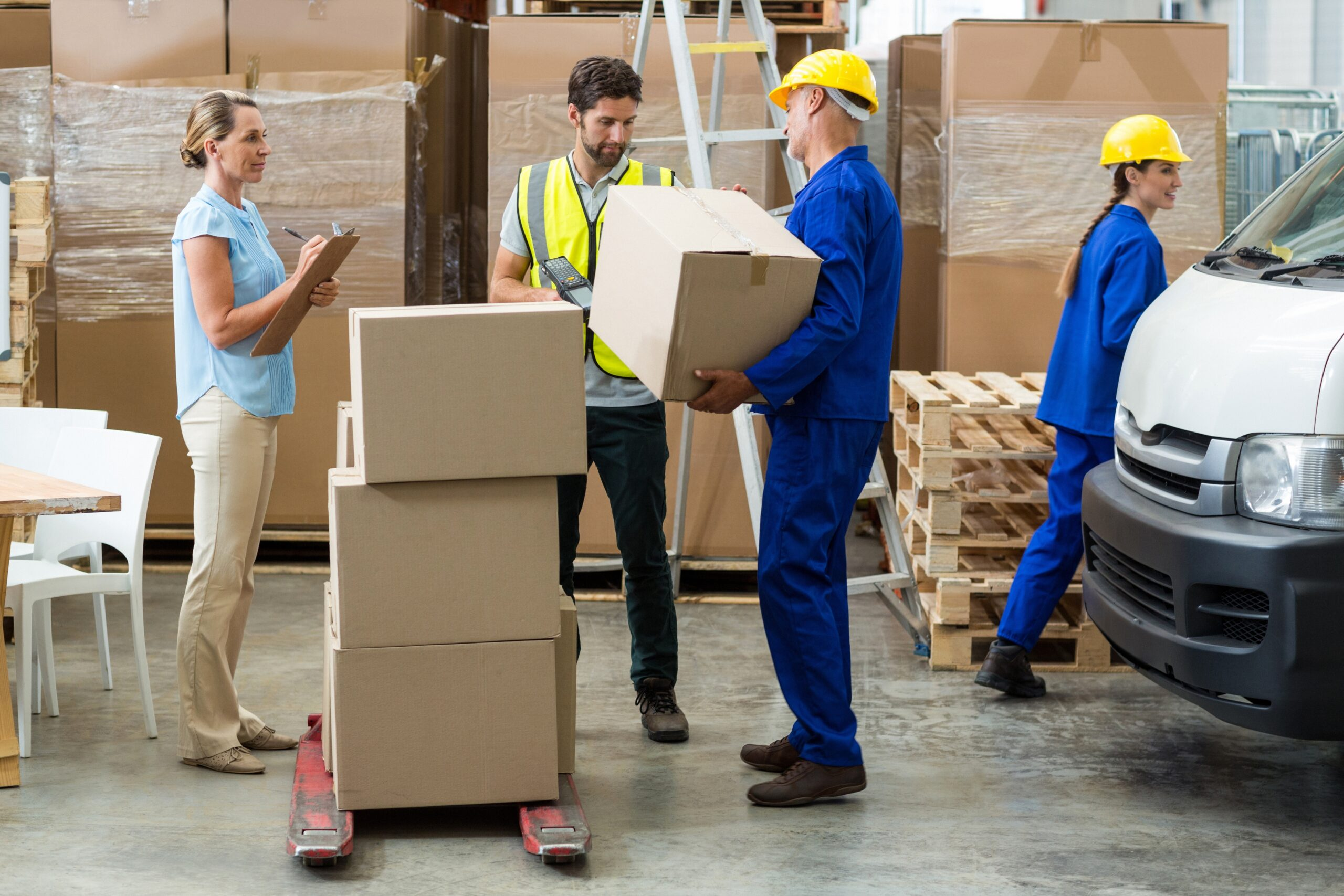 EPoS For Commercial Warehouses