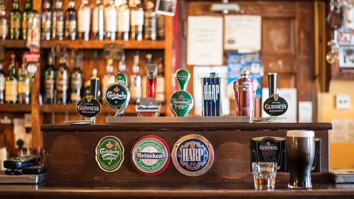 EPoS for Bars and Pubs