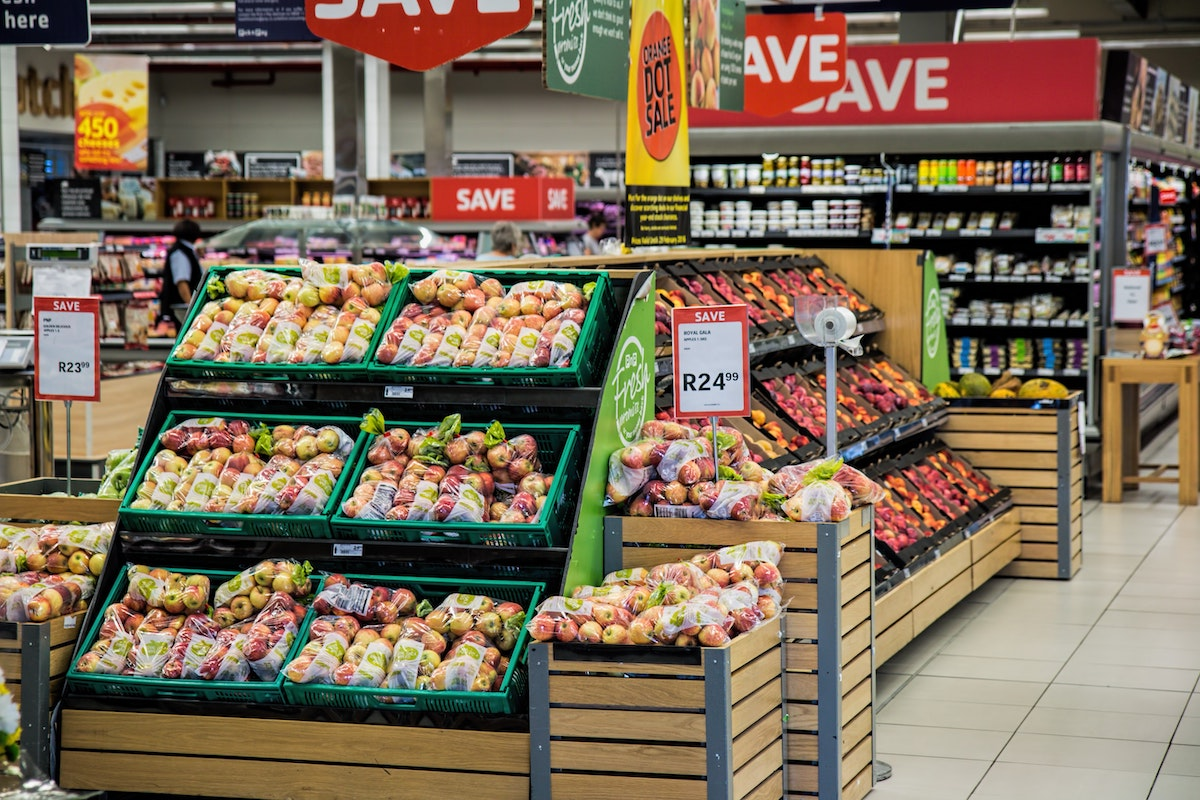 EPos for supermarkets and retail